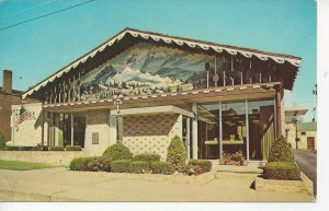 Postcard - OH - Ohio Sugarcreek Reeves Bank Trust Posted 1984