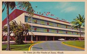 Florida Dania The Dania Jai Alai Fronton At Dania