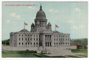 Providence, R.I., R. I. State Capitol