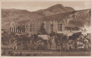 The Palace of Holyroodhouse, Edinburgh - Unused