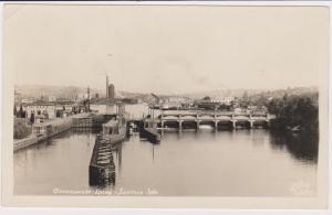 RP, Government Locks, Seattle, Washington, 1930-1940s
