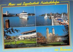 GG1622 messe und zeppelinstadt friedrichshafen bodensee  ship bateaux    germany