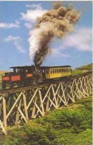 The Famous Cog Railway, Mt. Washington, New Hampshire, 1940-1960s