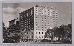 Michigan Lansing Olds Hotel