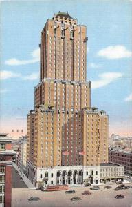 New York  Manhattan  The Shelton Hotel