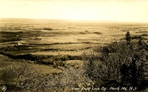 Canada - Nova Scotia, North Mountain. View from Look Off   *RPPC