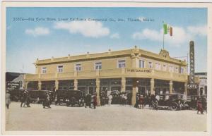 Big Curio Store , TIJUANA , Mexico, 1910-20s