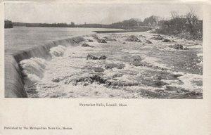 LOWELL , Massachusetts , 1901-07; Pawtucket Falls