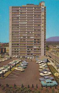 Georgian Towers Hotel , VANCOUVER , B.C. , Canada , 50-60s
