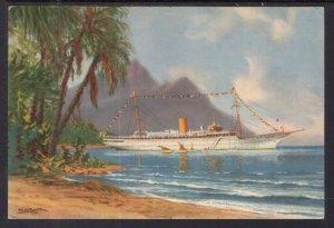Stella Polaris Steamer Clipper Line BIN