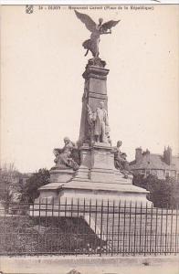 France Dijon Monument Carnot Place de la Republique