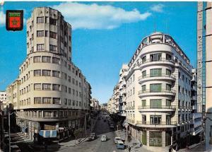 Morocco Tanger Bd. Pasteur Auto Vintage Cars Voitures