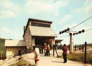 Poland Karpacz Dolna Stacja Wyciagu Krzeselkowego na Mala Kope Postcard