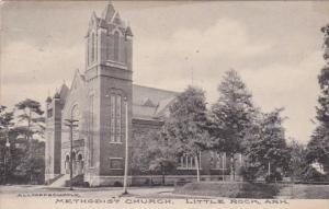 Methodist Church Little Rock Arkansas 1917