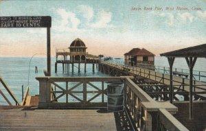 WEST HAVEN, Connecticut, PU-1909; Savin Rock Pier