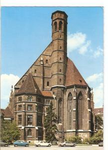Postal 020527 : Vienna, Church of the Friars Minor