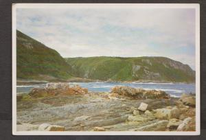 View Of The Storms River Mouth, Garden Route, Cape, RSA - Unused
