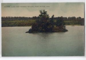 Silver Lake & Goosey Island, Port Dover Ont