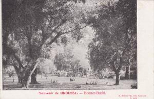 Bounar-Bachi, Souvenir De BROUSSE, Turkey, 1910-1920s