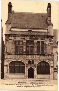 CPA BEAUGENCY - L'Hotel de Ville (270645)