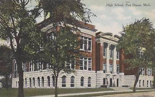 Michigan Port Hurom High School