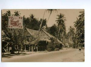 133067 MALASIA MALAY States Vintage photo postcard