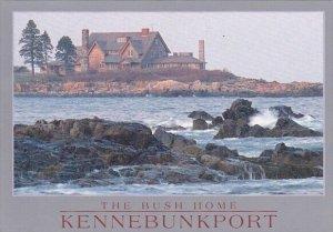 The Bush Home Kennebunkport Maine