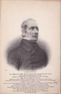 Lamartine French Poet