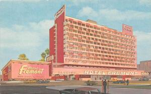 Nevada Las Vegas    Hotel Freemont