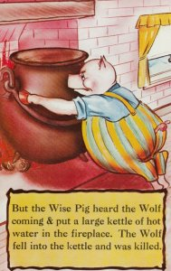 Story of Three Little Pigs , 1959 ; #2