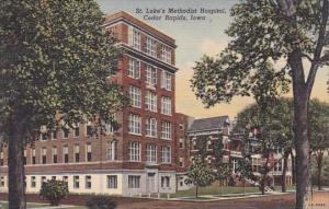 Iowa Cedar Rapids Saint Lukes Methodist Hospital