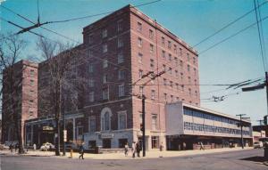 Lord Nelson Hotel , Halifax , Nova SCotia , Canada , PU-1960