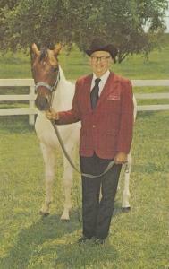 RICHARDSON, Texas , 50-60s ; C.B. Owens, Pinto Yearling at Spring Creek Farm