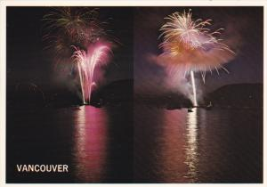 Fireworks , VANCOUVER , B.C. , Canada , 50-70s