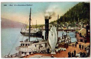 Ketchikan Halibut, Alaska