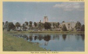 LEESBURG , Florida , 40-60s ;  High School