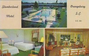 South Carolina Orangeburg Slumberland Motel