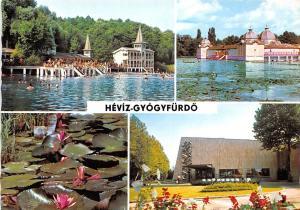 Hungary Heviz-Gyogyfurdo Heviz-Spa multiviews