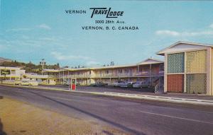 Vernon TraveLodge, Vernon, B.C., Canada, 40-60s