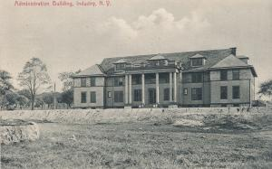 Administration Building - Industry Secure School near Rush NY, New York