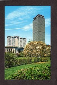 MA Prudential Center Ctr Tower Sheraton Boston Hotel Mass Massachusetts Postcard