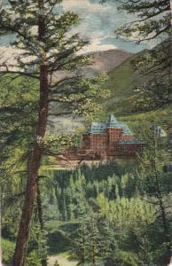 BANFF, Alberta, Canada, 1900-1910's; Banff Springs Hotel