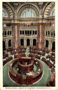 Washington D C Library Of Congress Reading Room