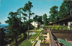 Swimming Pool, Highlands Inn, CARMEL, California, 40-60´