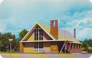 Colorado Denver The Baptist Church In Downtown Cortez