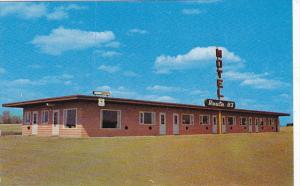 Canada Route 83 Motor Motel Roblin Manitoba