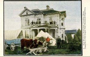 WA - Puyallup. Ezra Meeker's Homestead