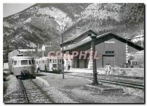 Modern Postcard Crossing was Var Villars