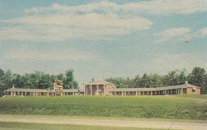 THOMASVILLE, North Carolina; Sheraton Motor Inn & Rsetaurant, 1940-60s