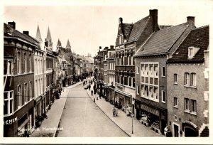 Netherlands Roermund Hamstraat Real Photo